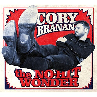Cory Branan NO-HIT WONDER Vinyl Record