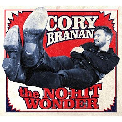 Cory Branan NO-HIT WONDER CD