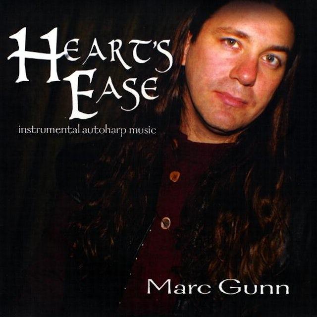 Marc Gunn HEART'S EASE: INSTRUMENTAL AUTOHARP MUSIC CD