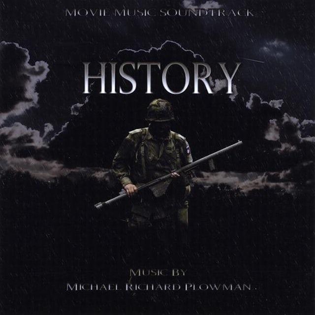 Michael Richard Plowman HISTORY CD