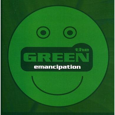 Green  EMANCIPATION CD