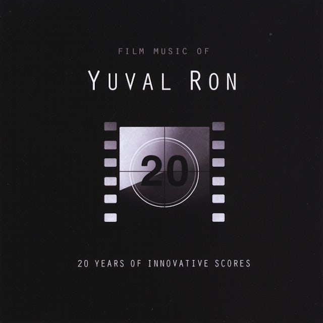 FILM MUSIC OF YUVAL RON: 20 YEARS OF INNOVATIVE SC CD