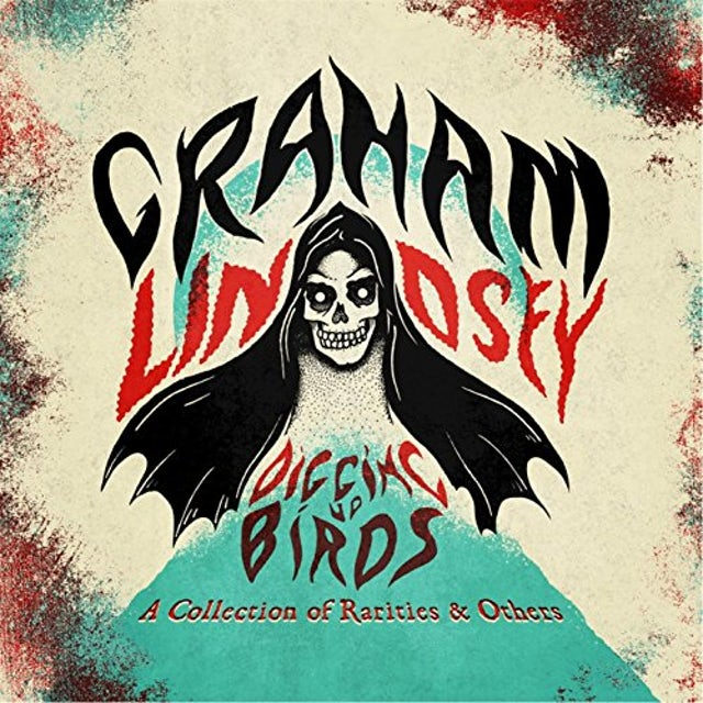 Graham Lindsey DIGGING UP BIRDS: A COLLECTION OF RARITIES CD