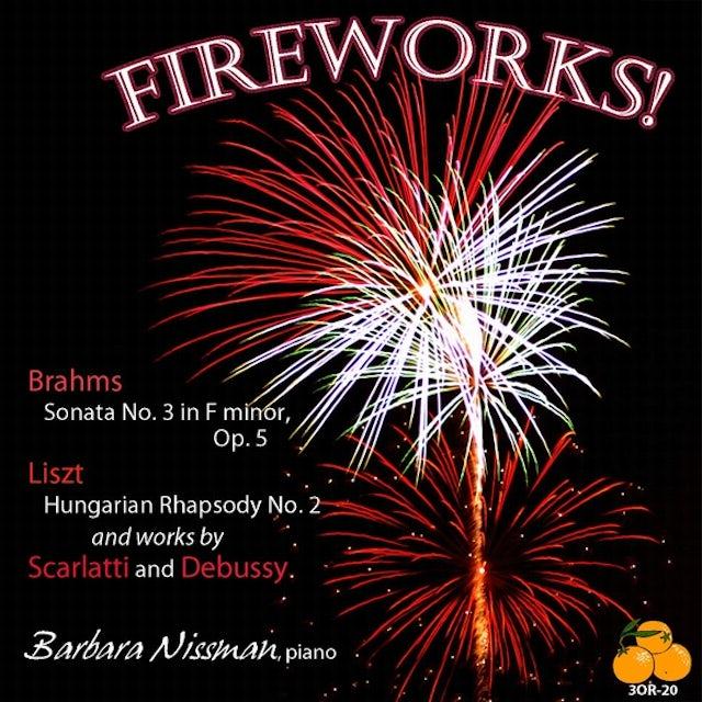 Barbara Nissman FIREWORKS CD