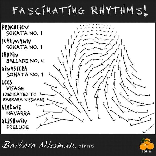 Barbara Nissman FASCINATING RHYTHMS CD