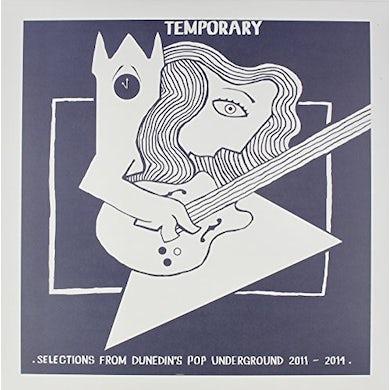 Temporary: Selections Dunedin'S Pop 2011-14 / Var Vinyl Record
