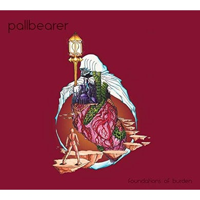 Pallbearer FOUNDATIONS OF BURDEN Vinyl Record