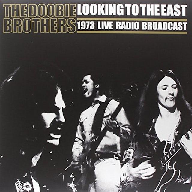 Doobie Brothers LOOKING TO THE EAST Vinyl Record - UK Release