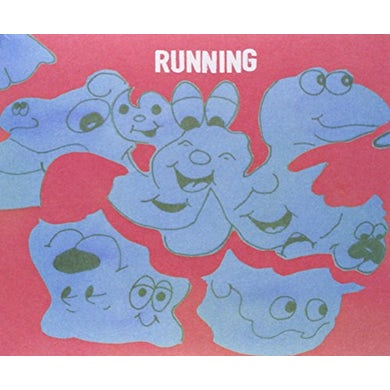 Running FRIZZLED Vinyl Record