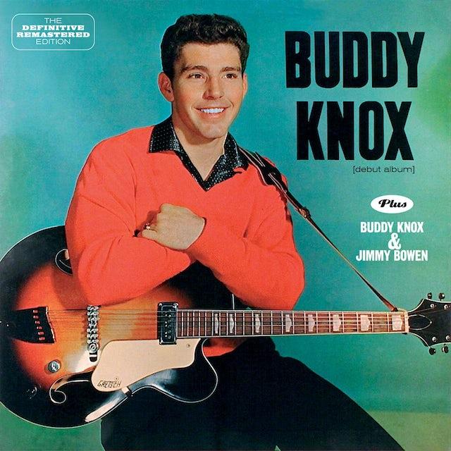 Buddy Knox BUDDY KNOX & JIMMY BOWEN CD
