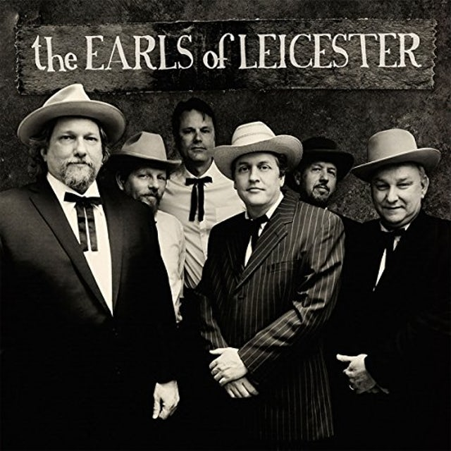 EARLS OF LEICESTER CD