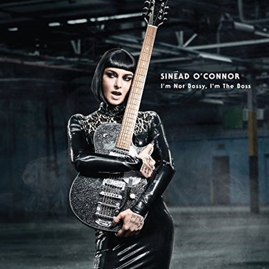 Sinead O'Connor I'M NOT BOSSY I'M THE BOSS CD