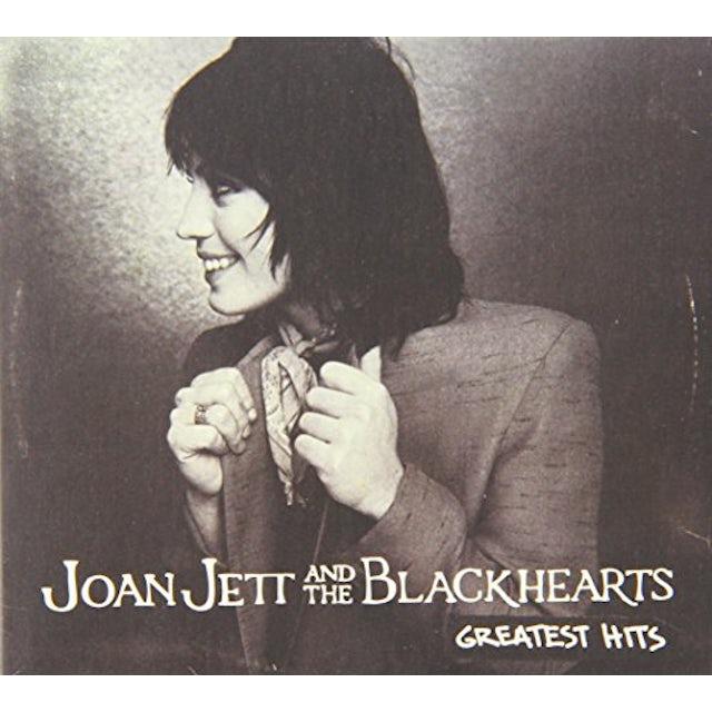 Joan Jett & The Blackhearts GREATEST HITS (BONUS TRACKS)  (DIG) CD - Limited Edition, Digital Download Included