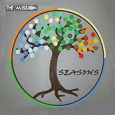 The Mission SEASONS CD