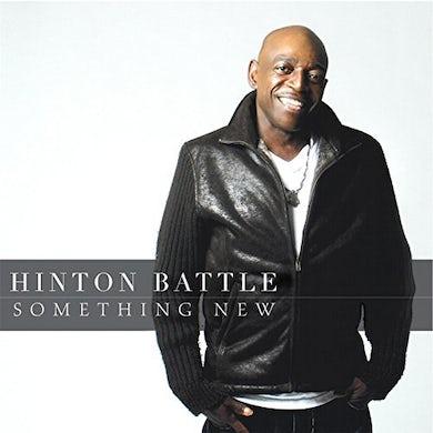 Hinton Battle SOMETHING NEW CD