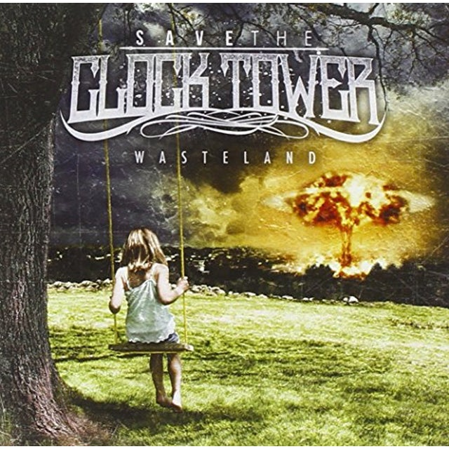 Save The Clock Tower WASTELAND CD