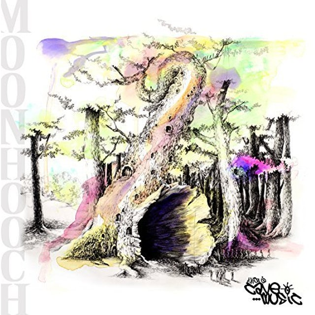 Moon Hooch THIS IS CAVE MUSIC Vinyl Record