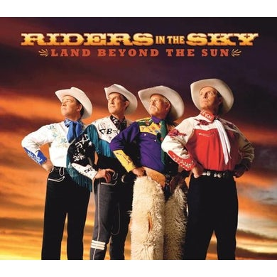 Riders In the Sky LAND BEYOND THE SUN CD
