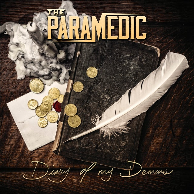 Paramedic DIARY OF MY DEMONS CD
