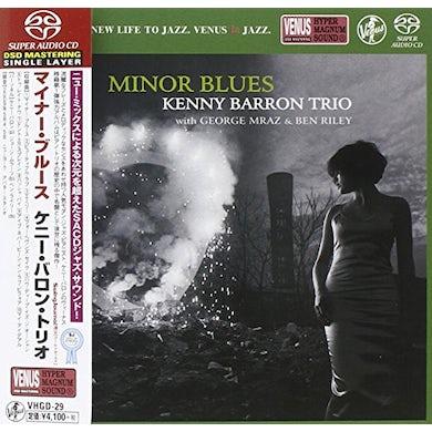 MINOR BLUES Super Audio CD