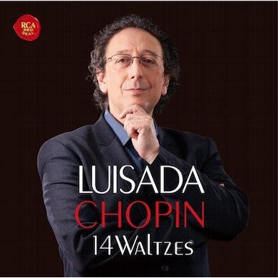 Jean-Marc Luisada CHOPIN: 14 WALTZES & 7 MAZURKAS Super Audio CD