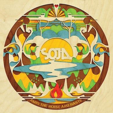 Soja AMID THE NOISE & HASTE CD