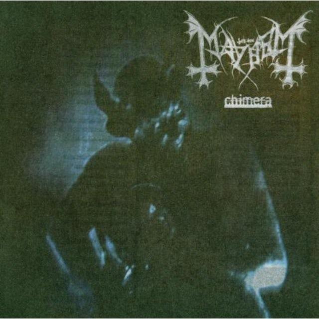 Mayhem CHIMERA Vinyl Record - UK Release