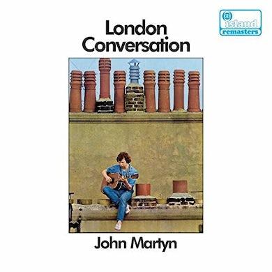 John Martyn LONDON CONVERSATION Vinyl Record