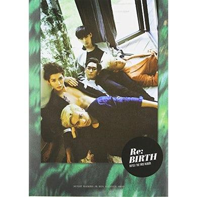 NU'EST RE: BIRTH 1 CD