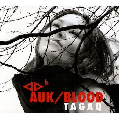 Tanya Tagaq AUK/BLOOD CD