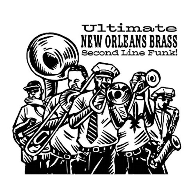 Ultimate New Orleans Brass / Various CD