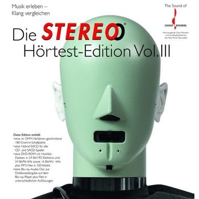 DIE STEREO HORTEST-EDITION 3 / VARIOUS Vinyl Record