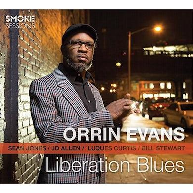 Orrin Evans LIBERATION BLUES CD