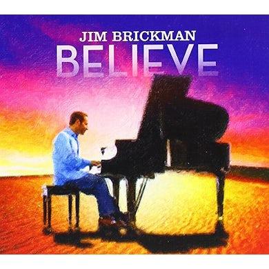 Jim Brickman BELIEVE CD