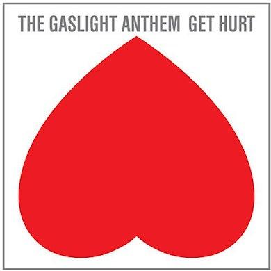 The Gaslight Anthem GET HURT Vinyl Record
