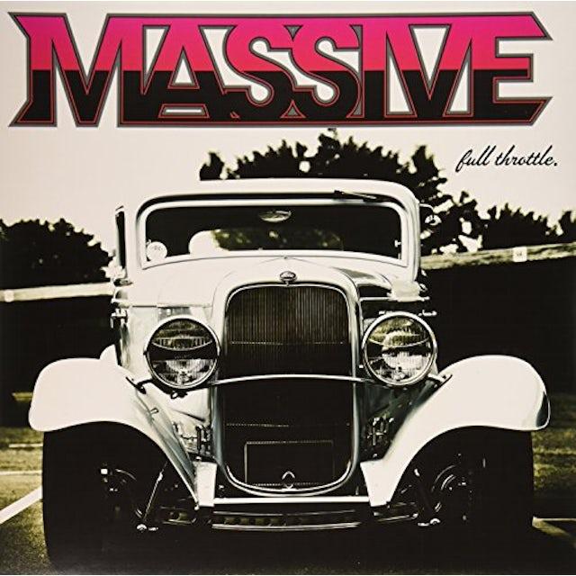 Massive FULL THROTTLE Vinyl Record - Gatefold Sleeve