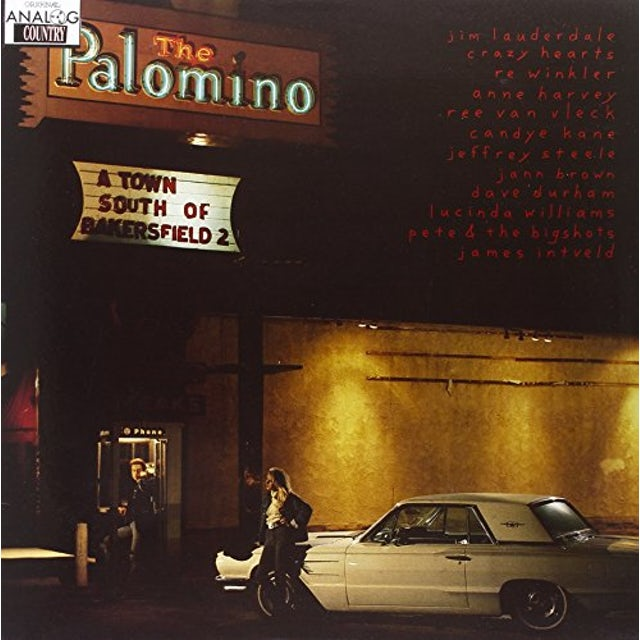 Palomino TOWN SOUTH OF BAKERSFIELD 2 Vinyl Record