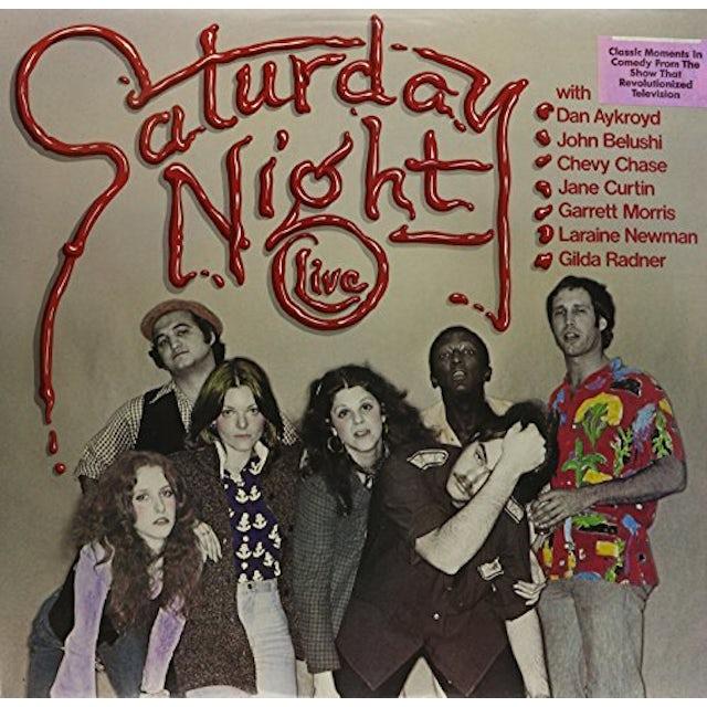 Saturday Night Live ORIGINAL CAST: BELUSHI / AYKROYD / GILDA RADNER Vinyl Record