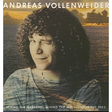 Andrea Vollenweider BEHIND THE GARDENS BEHIND THE WALL-UNDER THE TREE Vinyl Record