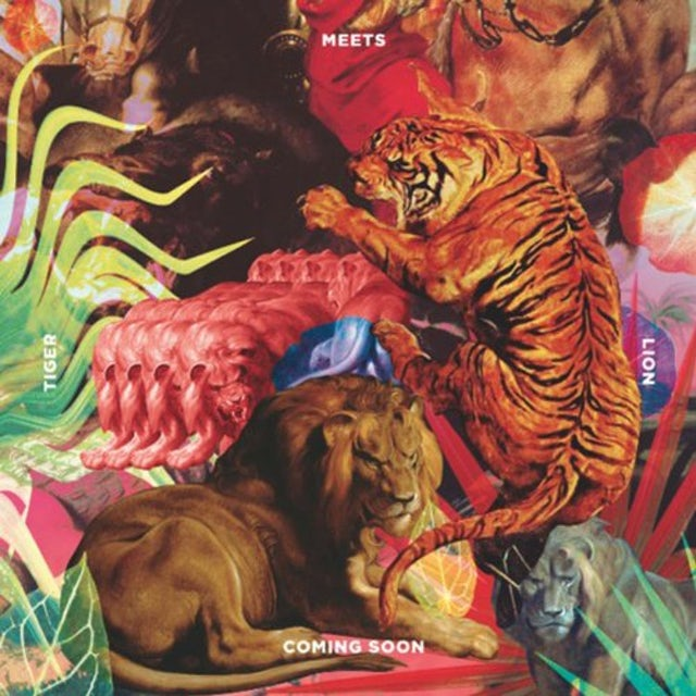 Coming Soon TIGER MEETS LION CD