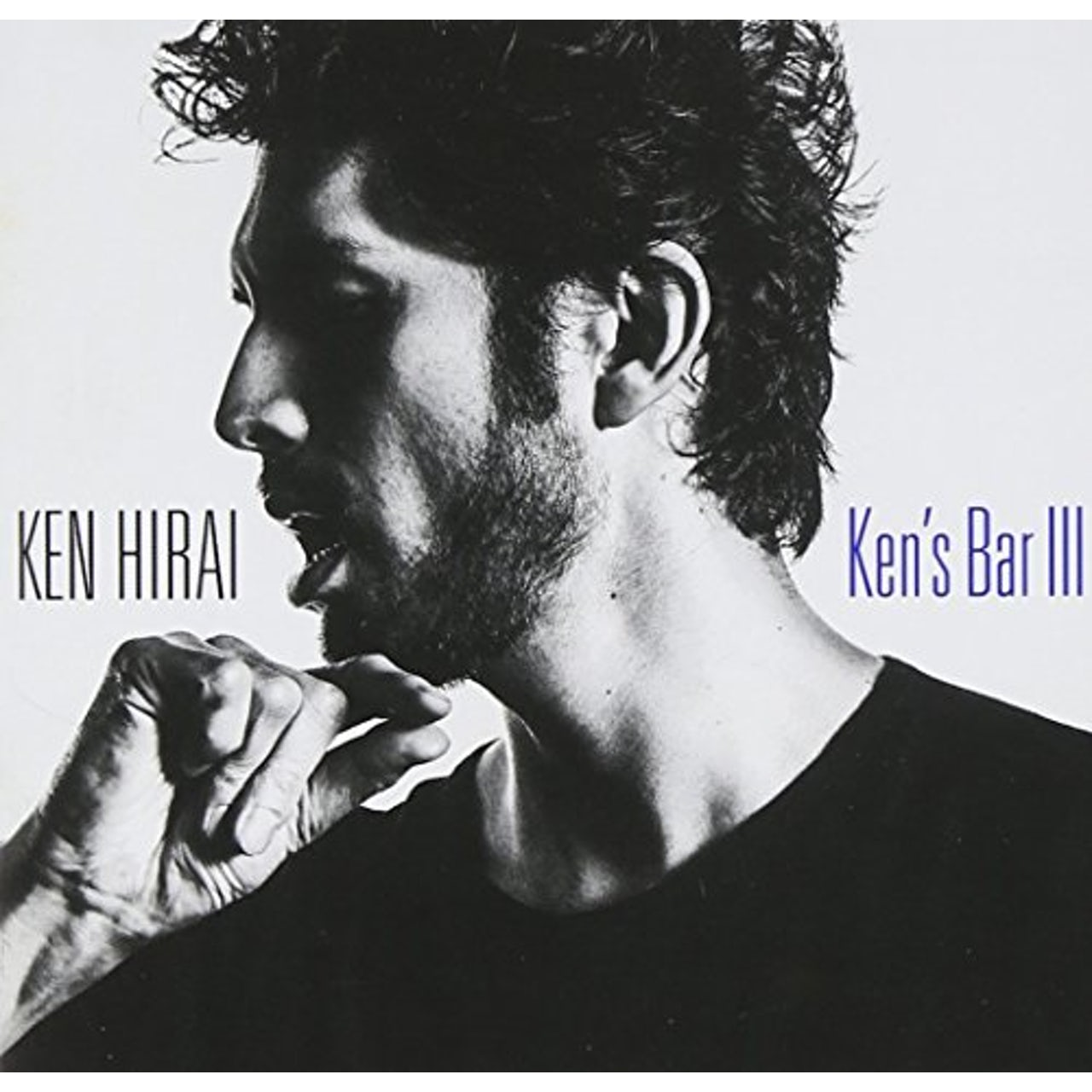Ken Hirai KEN`S BAR III CD