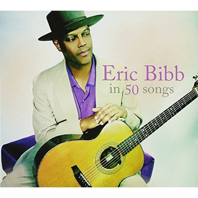 Eric Bibb IN 50 SONGS-BEST OF CD