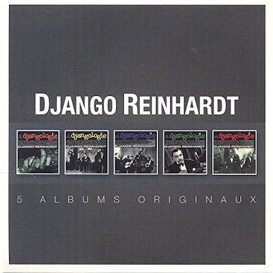 Django Reinhardt ORIGINAL ALBUM SERIES CD