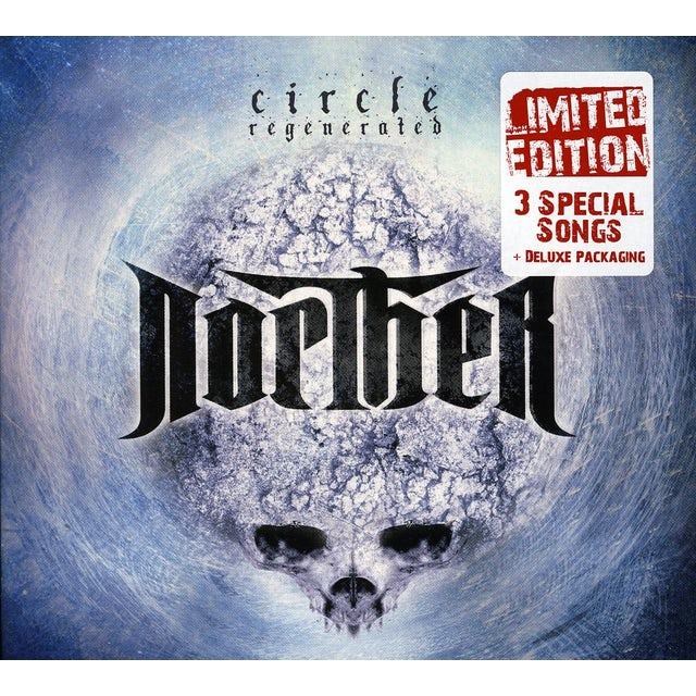 Norther CIRCLE REGENERATED CD