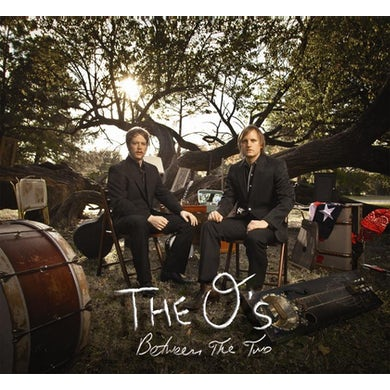 O's BETWEEN THE TWO CD