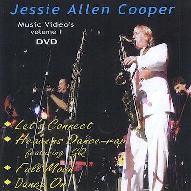 Jessie Allen Cooper MUSIC VIDEO'S 1 DVD