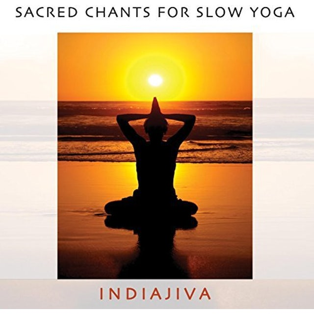 Indiajiva SACRED CHANTS FOR SLOW YOGA CD