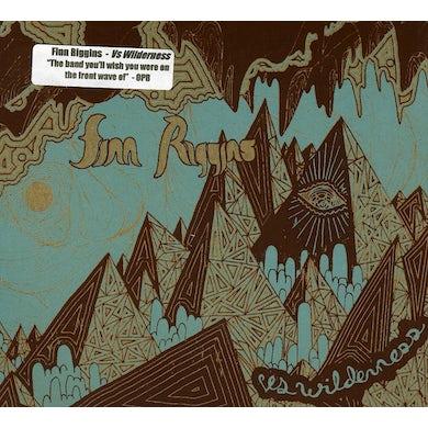 Finn Riggins VS WILDERNESS CD
