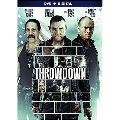 THROWDOWN DVD