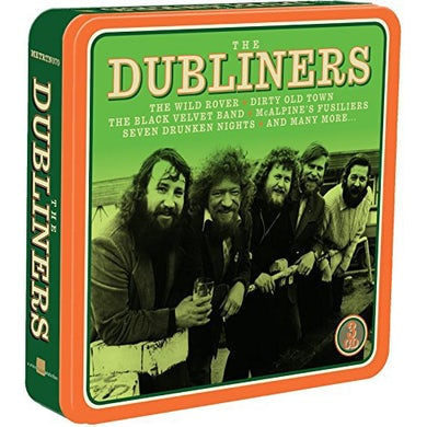 Dubliners ESSENTIAL COLLECTION CD